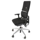 Steelcase Please ergonomischer Chefsessel - mit zweigeteilter Rückenlehne - Bürostuhl + 4in1 Kugelschreiber - 1