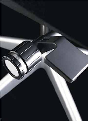 Steelcase Please ergonomischer Chefsessel - mit zweigeteilter Rückenlehne - Bürostuhl + 4in1 Kugelschreiber - 7