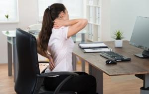 Ergonomischen Bürostuhl beantragen