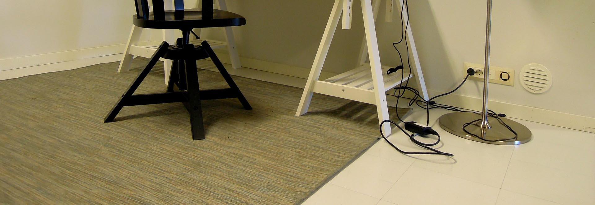 Bodenschutzmatte kaufen für Bürostuhl