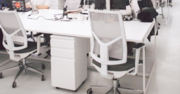 Ergonomischer Bürostuhl Mechaniken